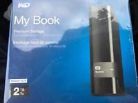 My Book 2TB