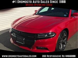 2017 Dodge Charger SUNROOF,NAVIGATION,HEATED SEATS