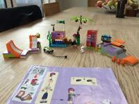 """Lego Friends """"Mia's skate park"""""""