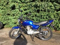 Honda cg 125 2005