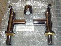 Cordoba chrome mixer taps