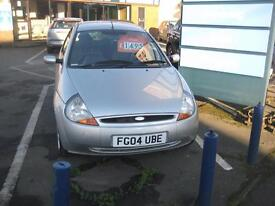 FORD KA 1.3i Collection [70] 3dr (silver) 2004