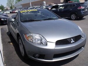 2009 Mitsubishi Eclipse GS // CONVERTIBLE // AUTOMATIQUE // MAGS