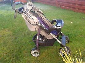 Baby Design pram