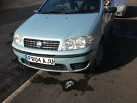 Fiat Punto 1 owner motd may