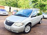 Chrysler VOYGER 2.8 diesel automatic 7 seater low miles nationwide delivery 1295