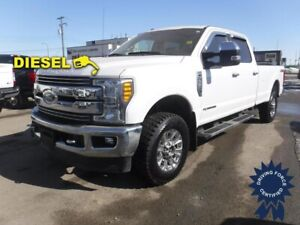 2017 Ford F-350SD Lariat Ultimate Package Crew Cab 5 Passenger