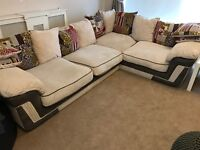 Corner Sofa for Sale in Excellent Condition (Pet Free & Smoke Free Home) - £250 O.N.O