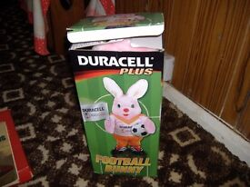 2002 fifa world cup boxed duracell bunny