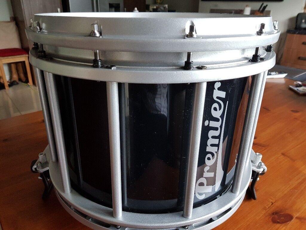 premier marching snare drum for sale in craiglockhart edinburgh gumtree. Black Bedroom Furniture Sets. Home Design Ideas