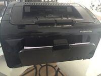 HP Laserjet P1102w wireless printer