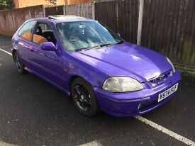 Honda Civic Vti-s 1999