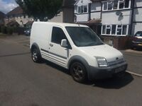 Ford transit connect 1.8 petrol lpg
