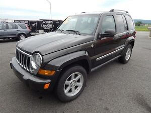 2006 Jeep Liberty Limited - 4X4