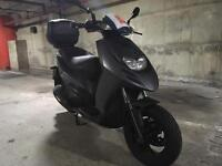 SWAP OR SELL piaggio typhoon 125cc WITH EXTRAS
