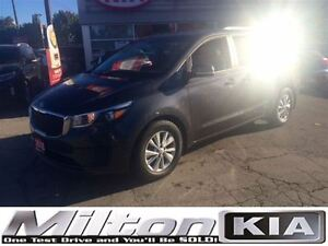 2016 Kia Sedona LX+ - POWER SLIDING DOORS