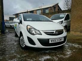 Vauxhall Corsa van 1.3TDI NO VAT £3395