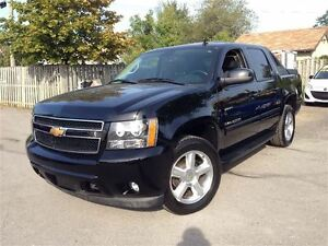 2012 Chevrolet Avalanche 1500 LT SUNROOF CHROME RIMS 4WD
