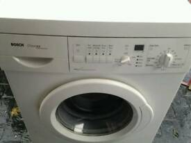 Bosch washing machine in new condition