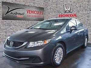 2013 Honda Civic LX*MANUEL*
