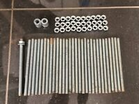 Anchor fixing studs M8 190mm