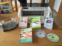 CRICUT Expression machine + more.