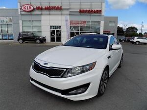 2012 Kia Optima SX TURBO Aut Cruise Toit Pano