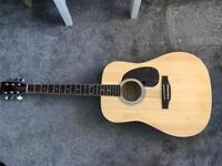 Burswood Acoustic Guitar.
