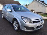 2007 Vauxhall Astra Engery 1.4 16V ** Full MOT**Cards Accepted**