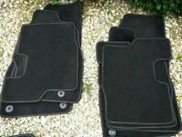Vauxhall Corsa mats carpets genuine used