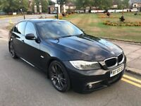59 REG BMW 320D LCI M SPORT BLACK FULL SERVICE HISTORY CLEAN NOT 118D 120D 316D 318D 325D X3 X5 GOLF