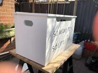 Large storage chest