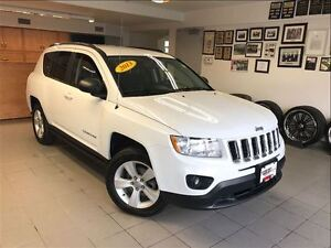 2013 Jeep Compass NORTH/1 OWNER LOCAL TRADE!!