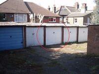 Lock up garage/storage in N10