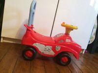 Kids motor bike- Lightening McQueen