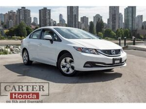 2013 Honda Civic LX + Summer Sale! MUST GO!