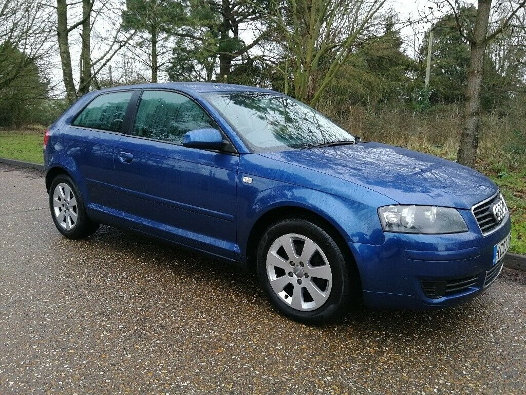 Audi A FSI Months MOT In Romsey Hampshire Gumtree - 2003 audi