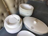 Royal Doulton fine bone china Tableware