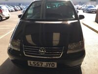 2007 Vw sharan 1.9 diesel automatic ,with mot and service history
