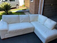Large L shape corner sofa