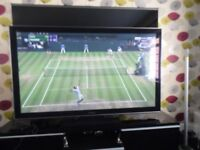 """65"""" Panasonic Smart TV Very Good Condition in Full Working Order"""