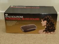 Boots Style Solutions Professional Heated Rollers