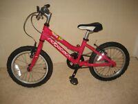 Ridgeback Melody 16 inch Girls bike