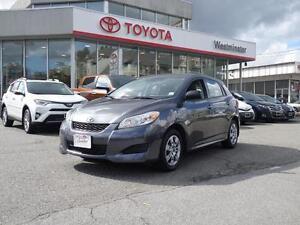 2011 Toyota Matrix Certified