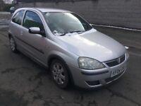 Vauxhall Corsa 1.3 CDTi 16v SXi 3dr (DIESEL) (2 KEYS) (MOT UNTIL NOVEMBER 2018) 2004