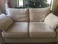 Next Garda 3 seater & 2 seater sofas