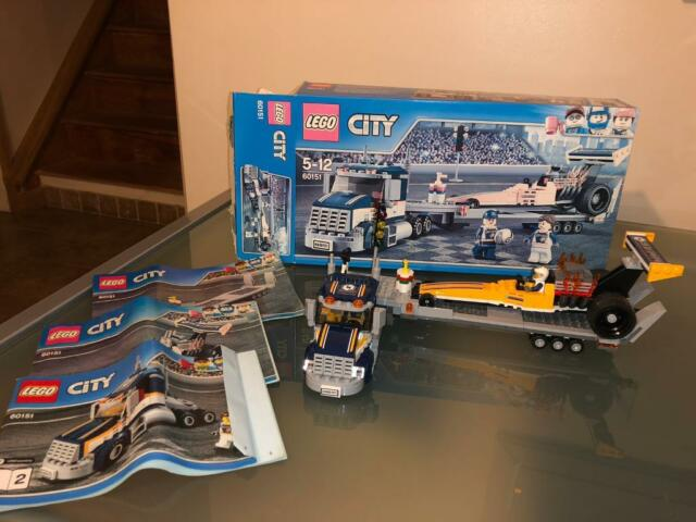 Lego City 60151 Dragster and Truck  | in Norwich, Norfolk | Gumtree