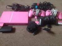 PlayStation 2 includes equipment