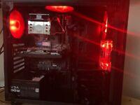 Custom Gaming PC Ryzen 5 3600/ B550 gaming x/ 16GB RAM/ 500GB M.2 SSD