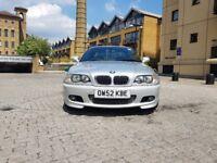 BMW 330CI Automatic Leathers Service History